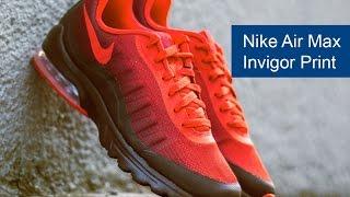 Nike Air Max Invigor Print - фото