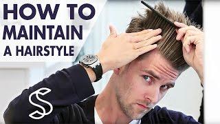 Undercut And Huge Volume For Mens Hair ★ Mens Hair Inspiration