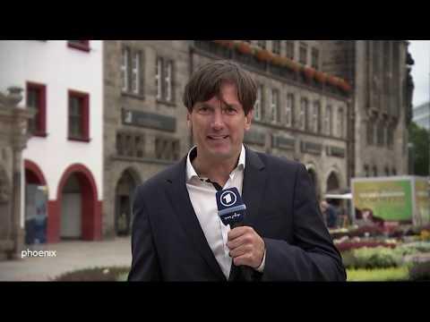 Chemnitz: Danko Handrick zur aktuellen Lage am 30.08. ...