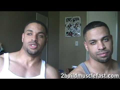 Bodybuilding Tip: Best Cardio to Burn Fat Not Muscle @hodgetwins
