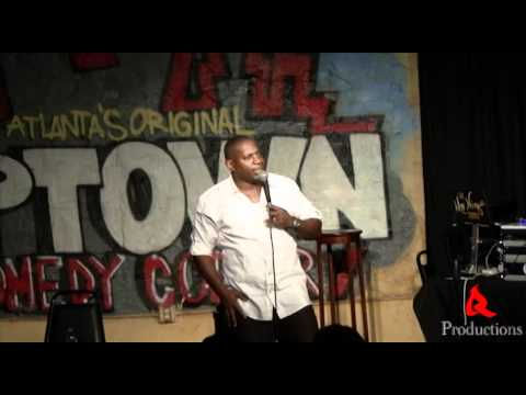 RodMan at Uptown  Comedy Corner