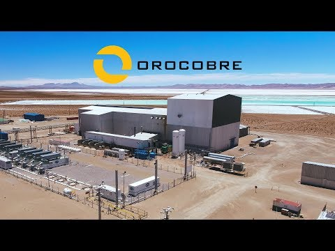 Orocobre Limited – Only ASX Listed Company Producing High Grade, High Value Lithium Chemicals