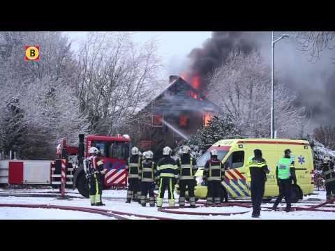 Doden door woningbrand aan N625 Maren-Kessel