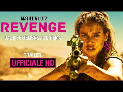 Preview Trailer Revenge, trailer italiano ufficiale