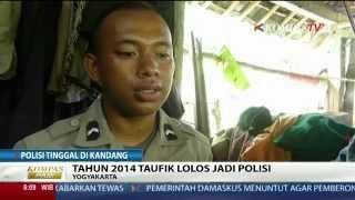 Download Video Bripda Taufik, Polisi yang Tinggal di Kandang Sapi MP3 3GP MP4