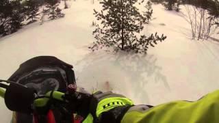 5. Ski-Doo Freeride 800 etec - Northern Ontario Pow
