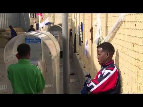 Réfugiés syriens: L'attente à Lampedusa