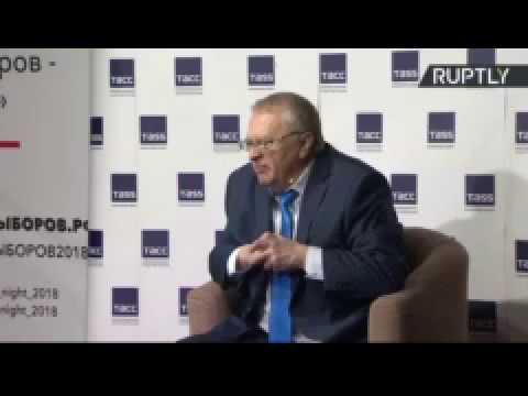 Жириновский после выборов 2018