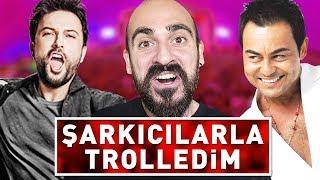 Merhaba Arkadaşlar! Ünlü şarkıcıların şarkılarını söyleyerek insanları trolledim , Tarkan 'ından Serdar Ortaç 'ına , Sia 'sından Halil Sezai 'sine ünlü şarkıları insanların arasında bağırarak söyledim. Bazılarımızın '' Müzik dinlerken ben '' dediğini gerçeğe dönüştürdüm , kulaklığımdan duyduğum müziği absürd bir şekilde seslendirdim ortaya komik görüntüler çıktı! Sizce başka hangi trolleri yapayım videonun altına yazın ve bol bol like yapalım! Hala da kanala abone değilseniz abone olun! KANALDA SALI-CUMA-CUMARTESİ YENİ VİDEO VAR! YEEĞĞĞSSS. :))instagram.com/araskarafilÖnerdiğim Videolar:BİSİKLET HIRSIZLARINI TROLLEDİM VOL 2 !https://youtu.be/CfiSzpn5DYEALDATILDIM CANINI YAKACAĞIM ! -  Röportaj Trolleri #14https://youtu.be/rrW9OTN8BMAHAZİNE AVCILARINI TUTUKLAYARAK TROLLEDİM !https://youtu.be/6Fhqlr4lGdATELEFON HIRSIZLARINI ELEKTROŞOKLA TROLLEDİM 2 ! https://youtu.be/qETmabbSDV4DÖVERİM DEDİLER DAYAK YEDİLER ! - Röportaj Trolleri #13https://youtu.be/HgBfIZ7fZQMBEDELLİ BEKLEYEN ASKER KAÇAKLARINI TROLLEDİM !https://youtu.be/81nkhbpq71QAYAKKABI HIRSIZLARINI TORPİL PATLATARAK TROLLEDİM !https://youtu.be/MUxwQV38tqsSEVGİLİSİNİ ALDATTIĞINI İTİRAF ETTİ ! - Röportaj Trolleri #12https://youtu.be/zMlPbqpx174HAVALI KORNAYLA TRAFİĞİ TROLLEDİM !https://youtu.be/W7Bz4wftHYEMOTOR HIRSIZLARINI BALIK AĞIYLA TROLLEDİM !https://youtu.be/z6khiLjsvwYNEFRET ETTİKLERİ İNSANLARA SÖVDÜLER ! - Röportaj Trolleri #11https://youtu.be/NqdMnP_o9yUSÜNNETÇİ OLDUM BAHÇE MAKASIYLA TROLLEDİM !https://youtu.be/ZOJT9OflFqEÇANTA HIRSIZLARINI FARE KAPANIYLA TROLLEDİM !https://youtu.be/HsTDVNm1KVESTRES ÇARKI CİNSELLİĞİ ARTTIRIYORMUŞ? - Röportaj Trolleri #10https://youtu.be/3dQzS4pW5owİNSANLARA HELVA DEYİP WASABİ YEDİRDİK ! :)https://youtu.be/bkVf10zk75IDÜKKAN HIRSIZLARINI SAATLİ BOMBAYLA TROLLEDİM !https://youtu.be/WN-Z--ZSOHoARABA HIRSIZLARINI HIRSIZ GİBİ TROLLEDİM !https://youtu.be/2xpIOv1r1psYEDİĞİN EN BÜYÜK ŞEY NE? - Röportaj Trolleri #09https://youtu.be/dCo3FrYJQigBABAM BİR TOKATLA BENİ KIZARTTI ! CANIM 