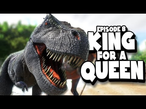 FINDING A KING FOR OUR QUEEN! - ARK: Survival Evolved ASCENSION Ep #8