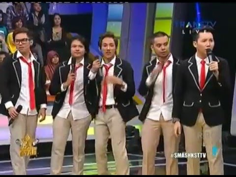 KARAOKE STAR TRANS TV - SPESIAL SMASH DAN SMASH BLAST Part2