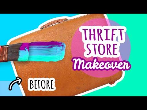 Thrift Store Makeover #7
