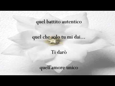 , title : 'TI DARO' (versione italiana di I need love / De tu amor di Laura Pausini)'