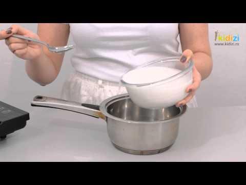 Cum se prepara budinca de tapioca