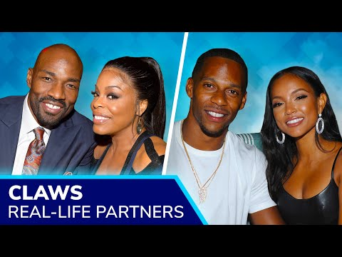 CLAWS Cast Real-Life Partners ❤️ Niecy Nash's two divorces, Karrueche Tran & Chris Brown drama