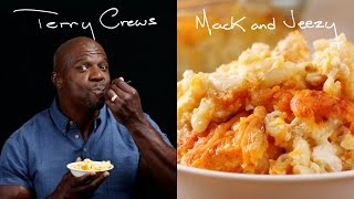 Mac and Cheese as made by Terry Crews (Mack and Jeezy) by Tasty