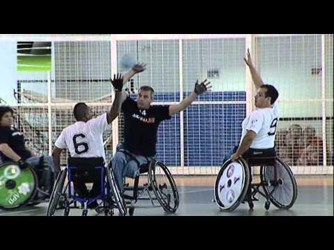 Viseu recebeu fase final do Campeonato Nacional de Andebol em Cadeira de Rodas