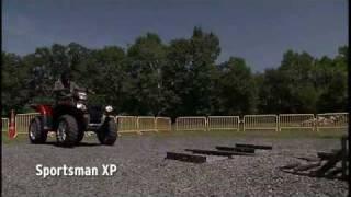 10. Polaris Sportsman XP 850 vs Can Am Outlander 800