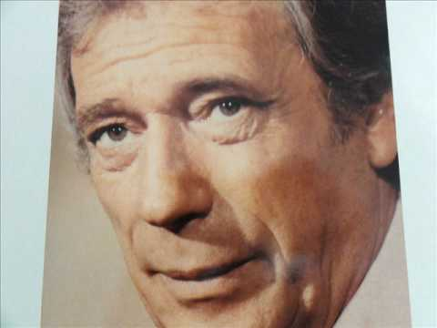Yves Montand - MALGRE MOI + L'ADDITION avec paroles