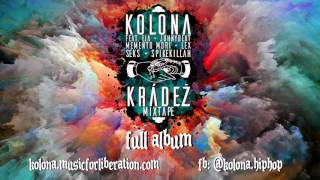 Video Kolona - Krádež mixtape (full album)
