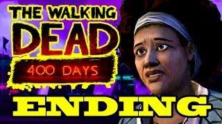 walking dead The Walking Dead 400 Days - ENDING