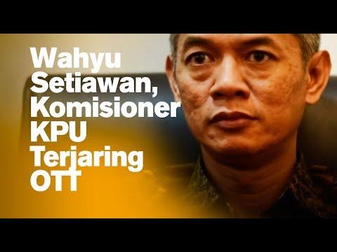 Wahyu Setiawan, Komisioner KPU Terjaring OTT