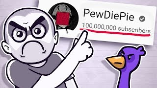 Why Pewdiepie Needs To Hit 100 Million Subs