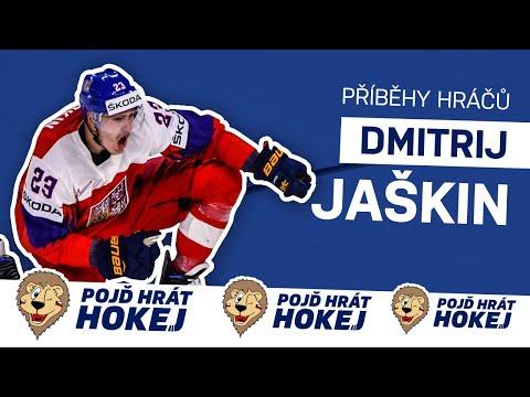Makejte na sobě a soustřeďte se na svůj výkon, radí malým hokejistům Dmitrij Jaškin