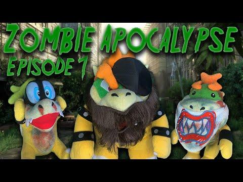Adventures Of The Koopalings Zombie Apocalypse Episode 7