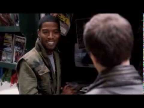 "Scott Mescudi Brooklyn Nine Nine ""Joke Peralta"" Scene"