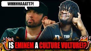 Is Eminem a Culture Vulture?