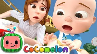 Video The Boo Boo Song | CoCoMelon Nursery Rhymes & Kids Songs MP3, 3GP, MP4, WEBM, AVI, FLV April 2019