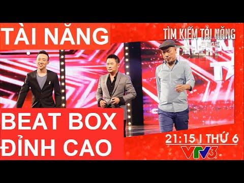 Tìm Kiếm Tài Năng 2016 Tập 7 So Sánh Beat Box Đỉnh Cao Giữa Việt Nam Và Thế Giới