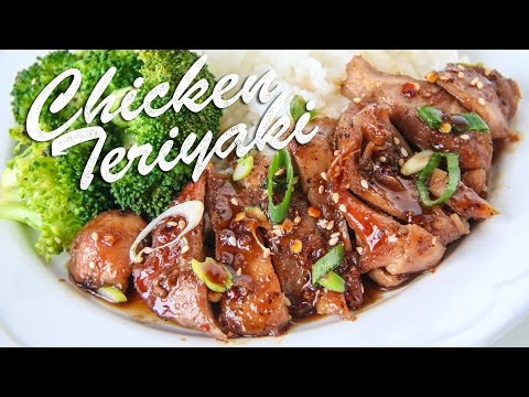 Chicken Teriyaki Recipe : Season 2, Ep. 12 - Chef Julie Yoon