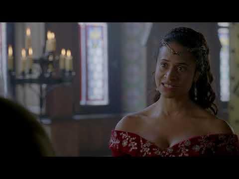 Merlin 5x13 - Gwen Finds Out Merlin Is a Sorcerer HD