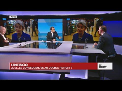 Retrait des États-Unis et d'Israël de l'Unesco :  quelles conséquences ?