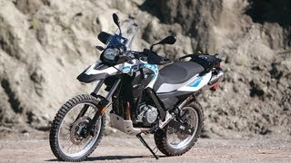 9. 2012 BMW G650GS Sertao Review: Missed Opportunity