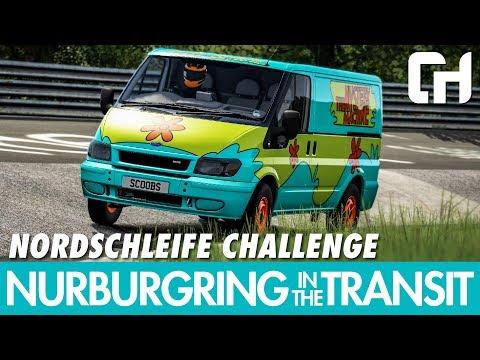 Nordschleife Transit Van Hotlap Challenge [Assetto Corsa] Nurburgring
