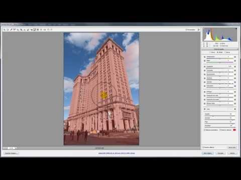Video 5 de Photoshop: Cómo utilizar Camera Raw