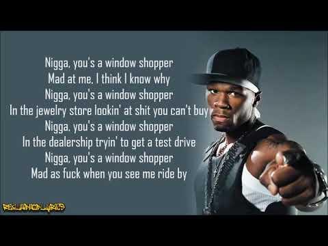 50 Cent - Window Shopper (Lyrics)