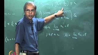 Mod-02 Lec-09 Sequences Of Real Numbers - Continued