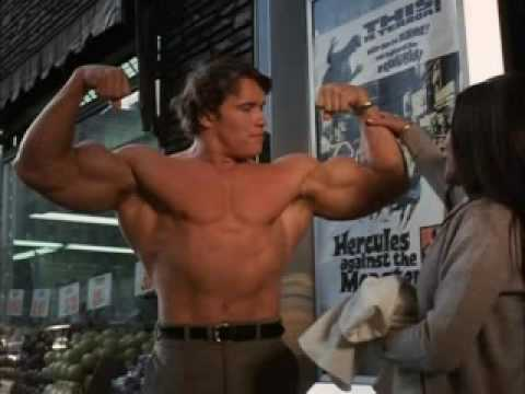 Arnold Schwarzenegger Bodybuilding, Training, Motivation