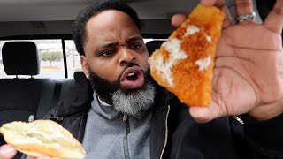Video THE BEST FAST FOOD FISH SANDWICH IN THE GAME RIGHT NOW!!! MP3, 3GP, MP4, WEBM, AVI, FLV April 2018