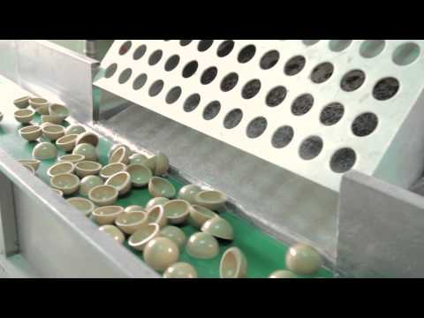 tennis balls - The engineering and manufacturing of Penn Tennis balls.