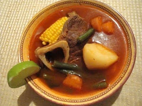 Mexican Recipe: How to Make Mole de Olla – Mexican Beef Shank Stew