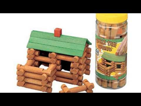 Video YouTube video ad for the 50 Pieces Micro Timber By Enterprise