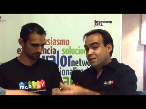 """Pau Ferri: """"Queremos socializar el comercio electrónico y potenciar sus ventas""""."""