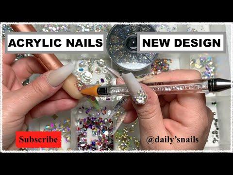 Decoracion de uñas - Uñas Acrilicas / Diseño Fimos / Diseño de uñas con Frutas / Decoración en tendencia por el verano