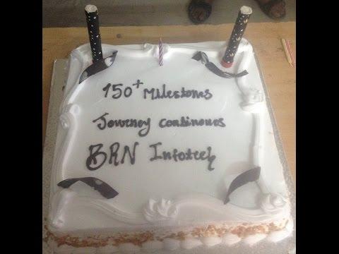 150 PLACEMENTS CELEBRATIONS @ BRN INFOTECH
