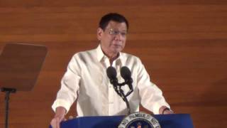 Duterte: Unilateral ceasefire with CPP-NPA-NDF starts now